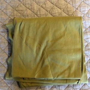 Olive green Moby Wrap